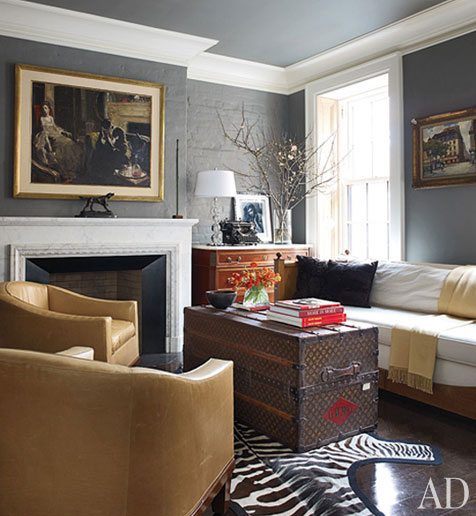 New Home Designs Latest December 2012: Antique Living Room Furniture