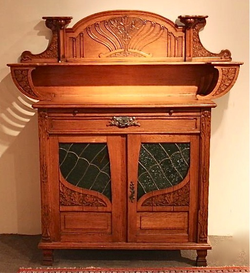 Art Nouveau Furniture The Antique Warehouse Blog