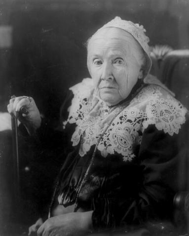 Julia Ward Howe in 1909