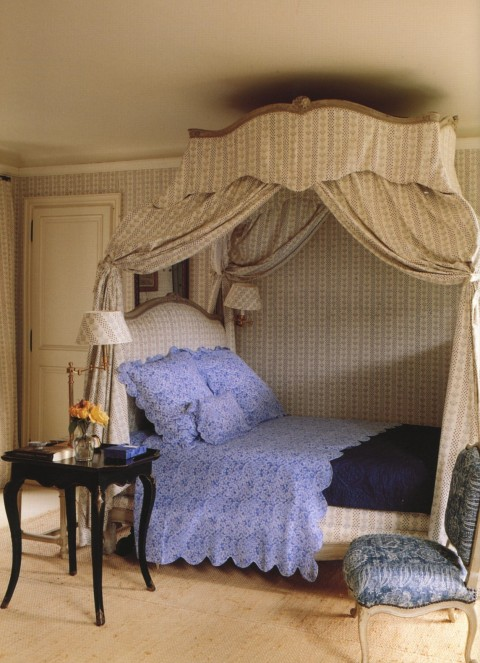 Bunny Mellon Bedroom