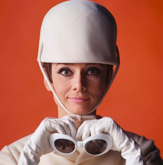 HOW TO STEAL A MILLION 1966 20th Century Fox film with Audrey Hepburn wearing fashions designed by Givenchy