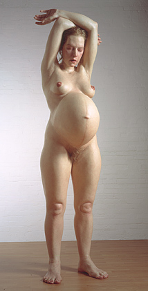 'Prenant Woman' created in 2002, sold to the National Gallery of Australia for $800,000