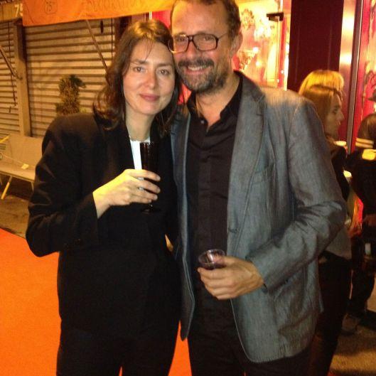 Jean Francois and Helene